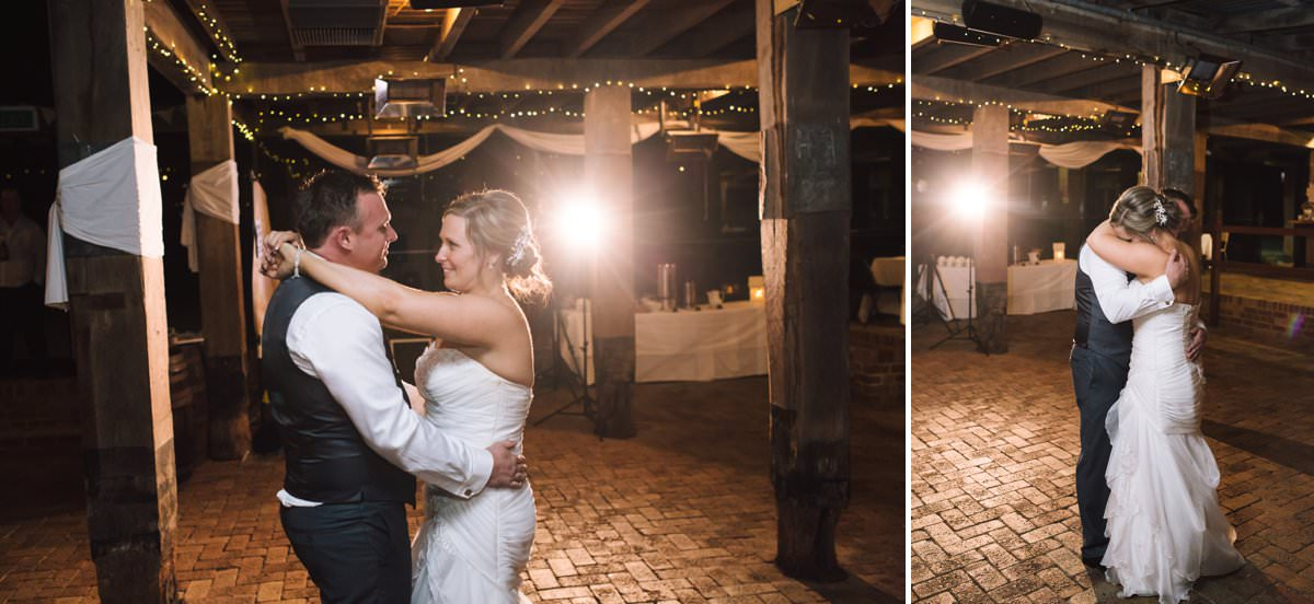 Amy & Ross - Belgenny Farm Wedding