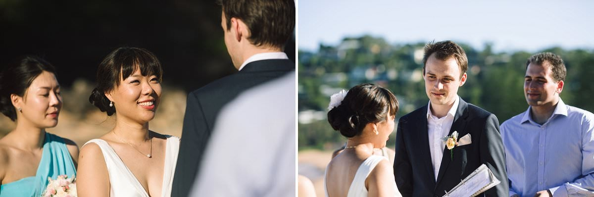 Whale Beach Wedding