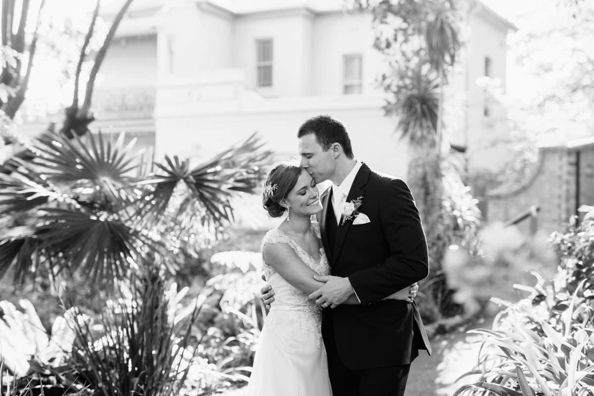 Alex & Ryan - Lavender Bay Wedding