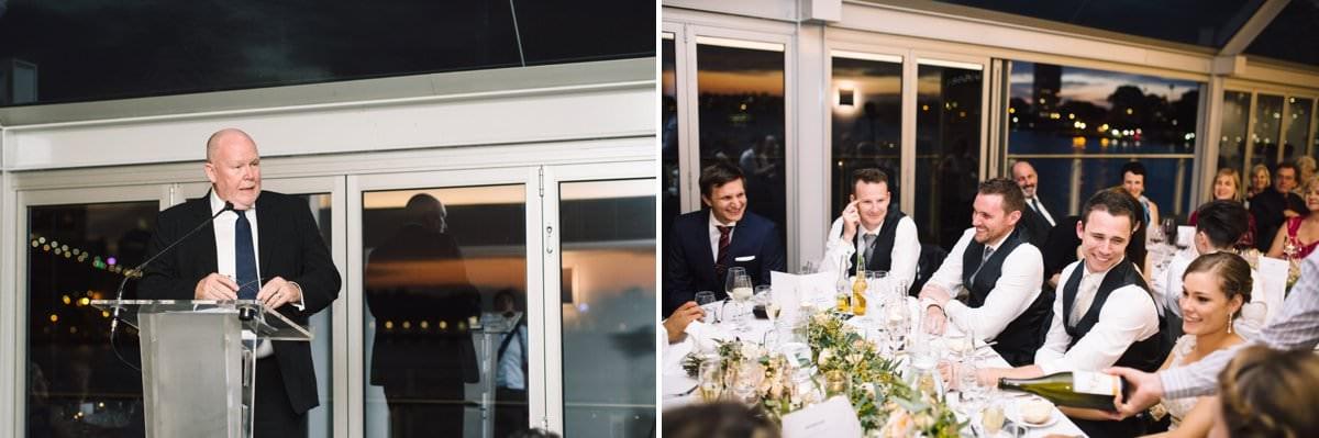 Alex & Ryan - Lavender Bay Wedding